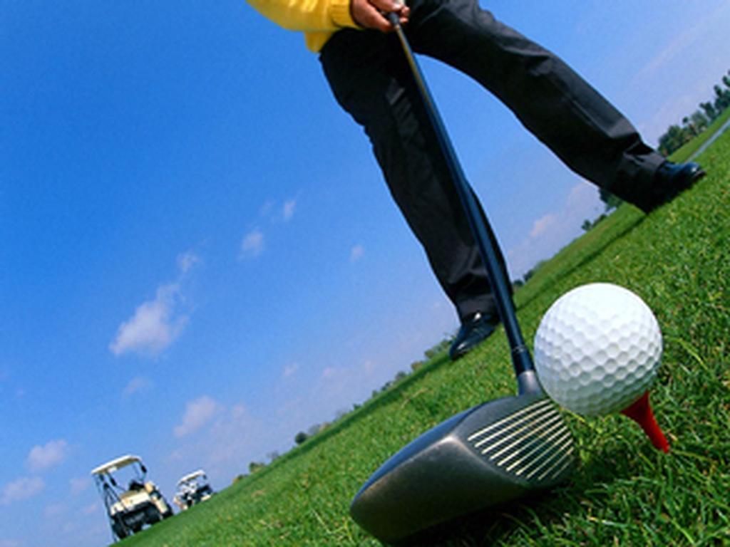 Golf deporte y salud