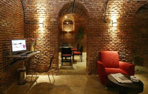 Hotel Petit Palace Arenal Madrid Sala Interior