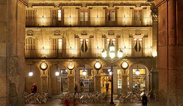 Hotel Petit Palace Las Torres Salamanca