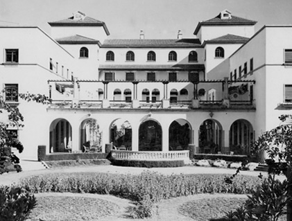 Grand Hotel Mencey foto histórica