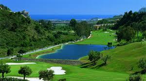 Campo golf La Quinta Marbella