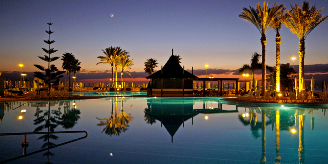 Piscina Iberostar Hotel Salomé Costa Adeje Tenerife