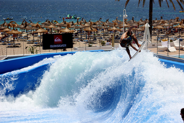 Piscina Hotel Wave House Sol Magaluf