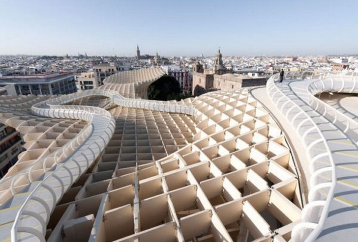 Sevilla arquitectura moderna