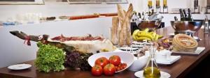 Aula de cocina del Mencey