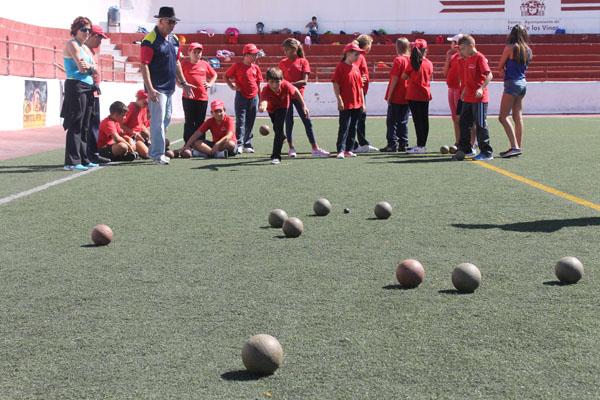 Deportes Bola Canaria