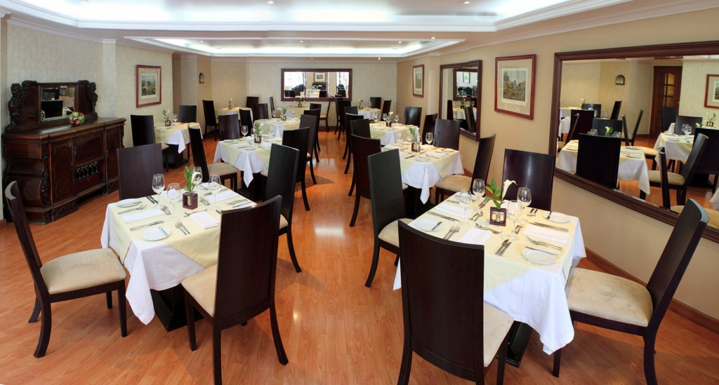 Restaurante Bon Vivant Windsor House