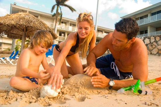 All Inclusive deals for families