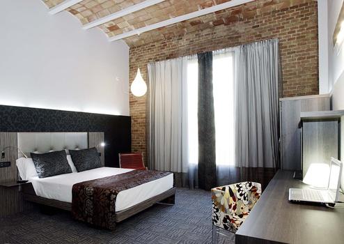 Habitación Hotel Petit Palace
