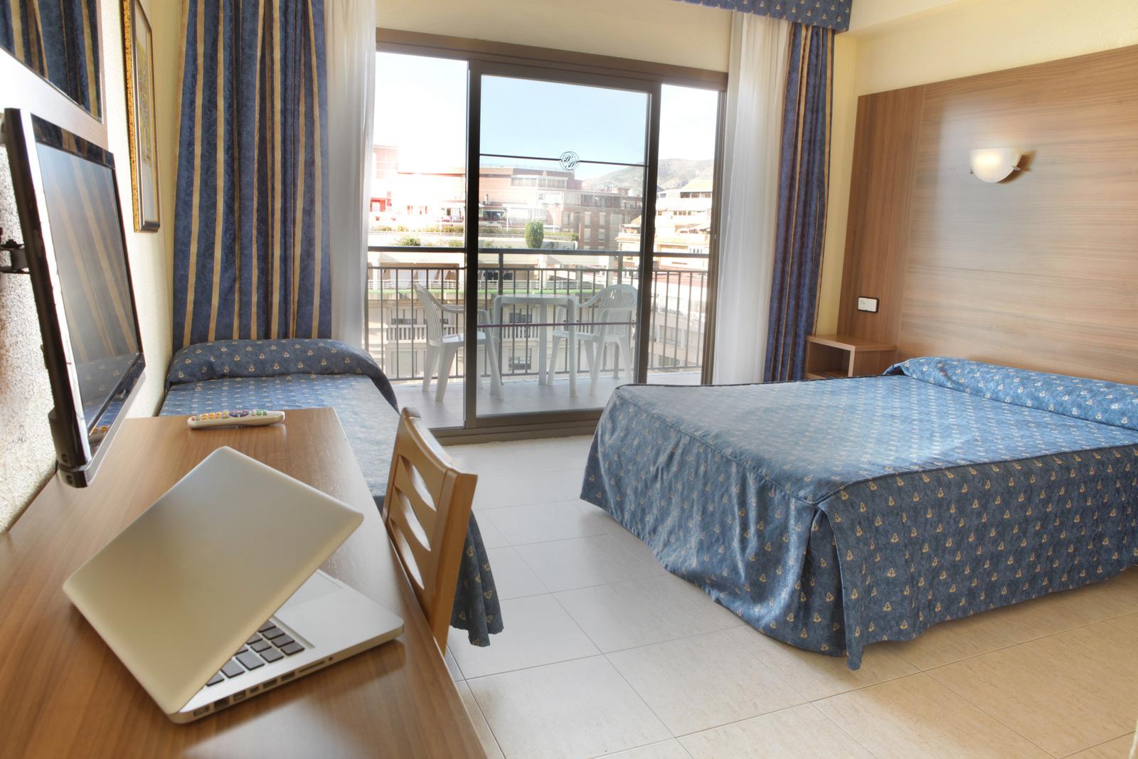 Отель prince park бенидорм фото