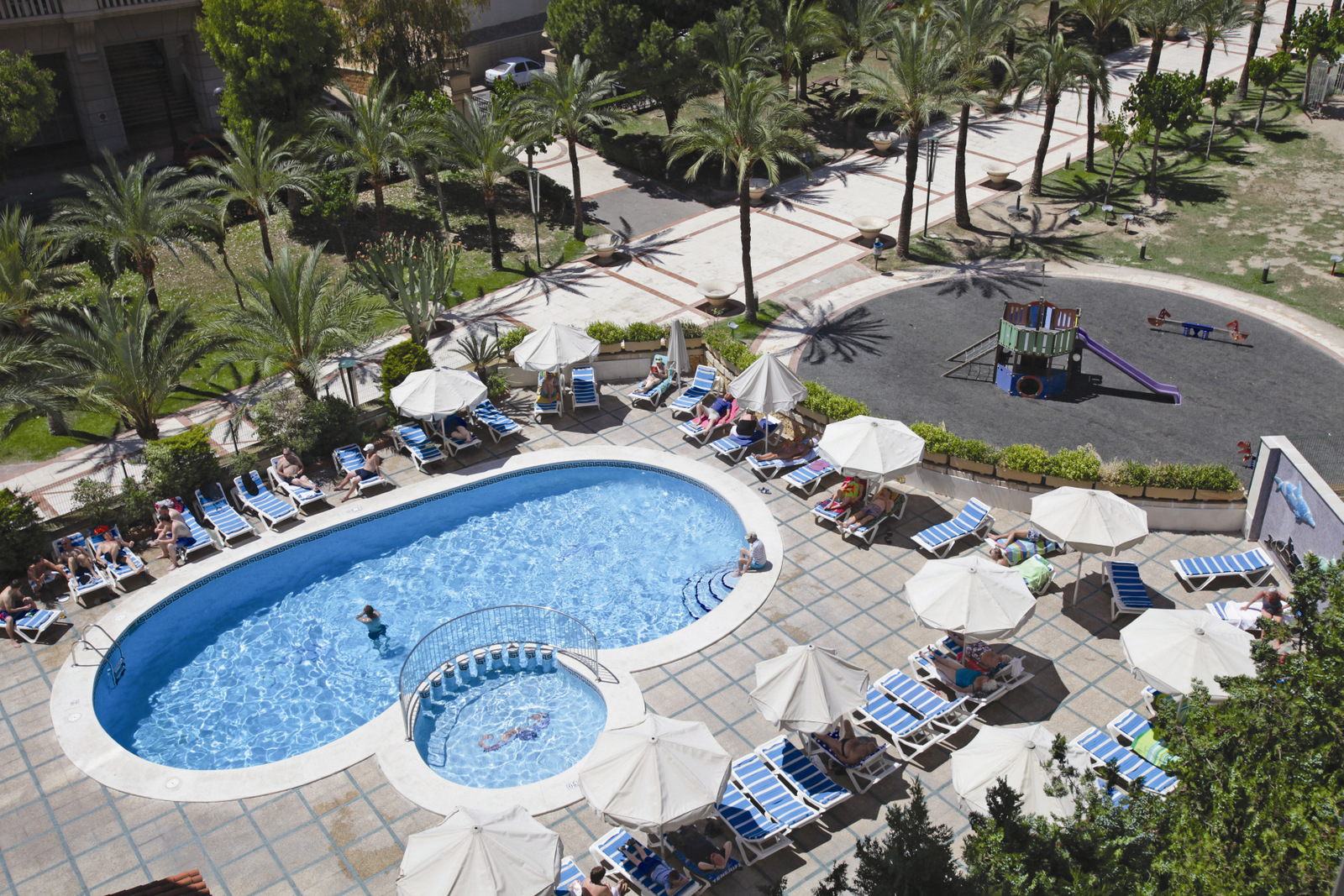 Hoteles playa a thousand hotels - Hotel piscina ninos ...